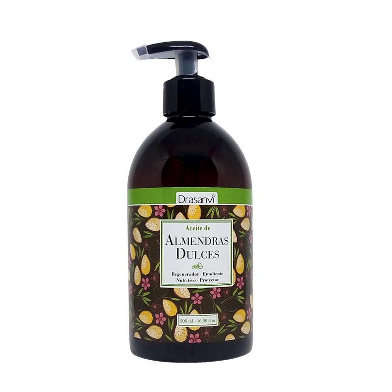 Drasanvi Aceite de Almendras Dulces 500ml