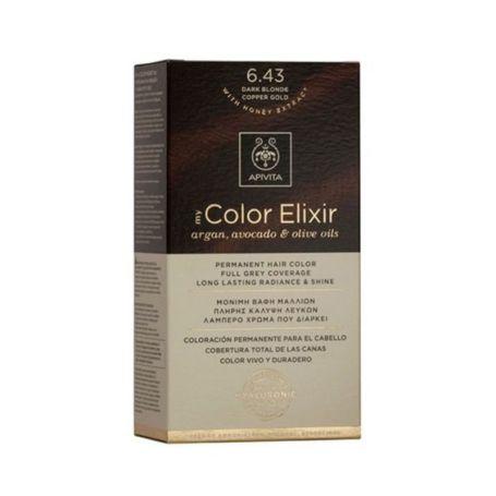 Apivita My Color Elixir 6.43 Dark Blonde