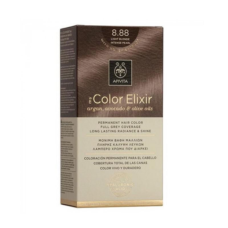 Apivita My Color Elixir 8.88 Light Blonde