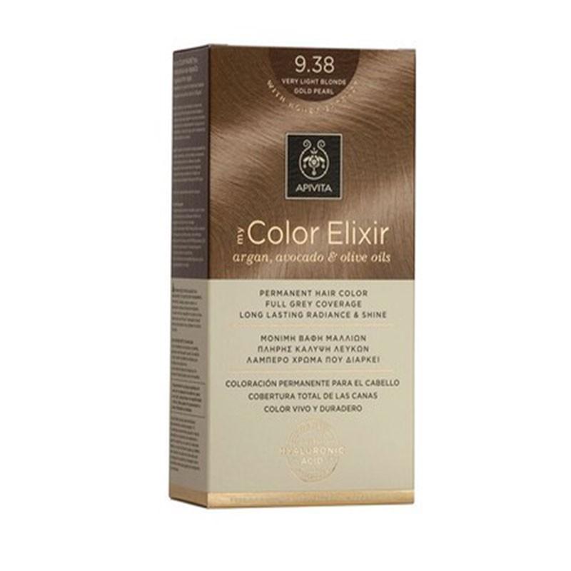 Apivita My Color Elixir 9.38 Very Light Blonde