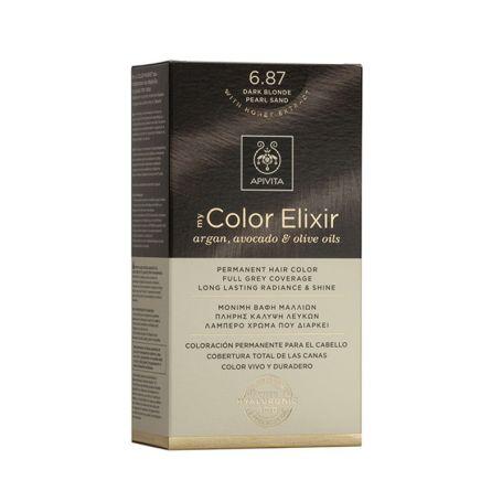 Apivita My Color Elixir 6.87 Dark Blonde