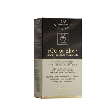 Apivita My Color Elixir 3.0 Dark Brown