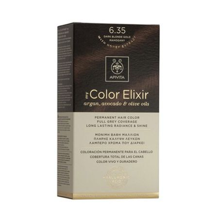 Apivita My Color Elixir 6.35 Dark Blonde Gold