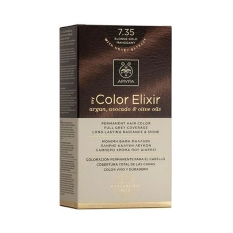 Apivita my Color Elixir 7.35 Blonde Gold