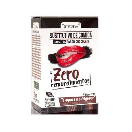 Drasanvi Barritas Chocolate x4 unidades