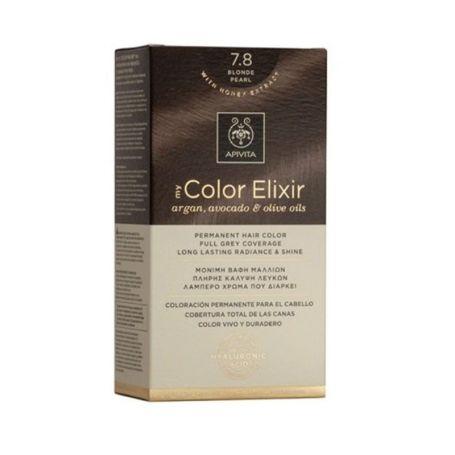 Apivita My Color Elixir 7.8 Blonde Pearl