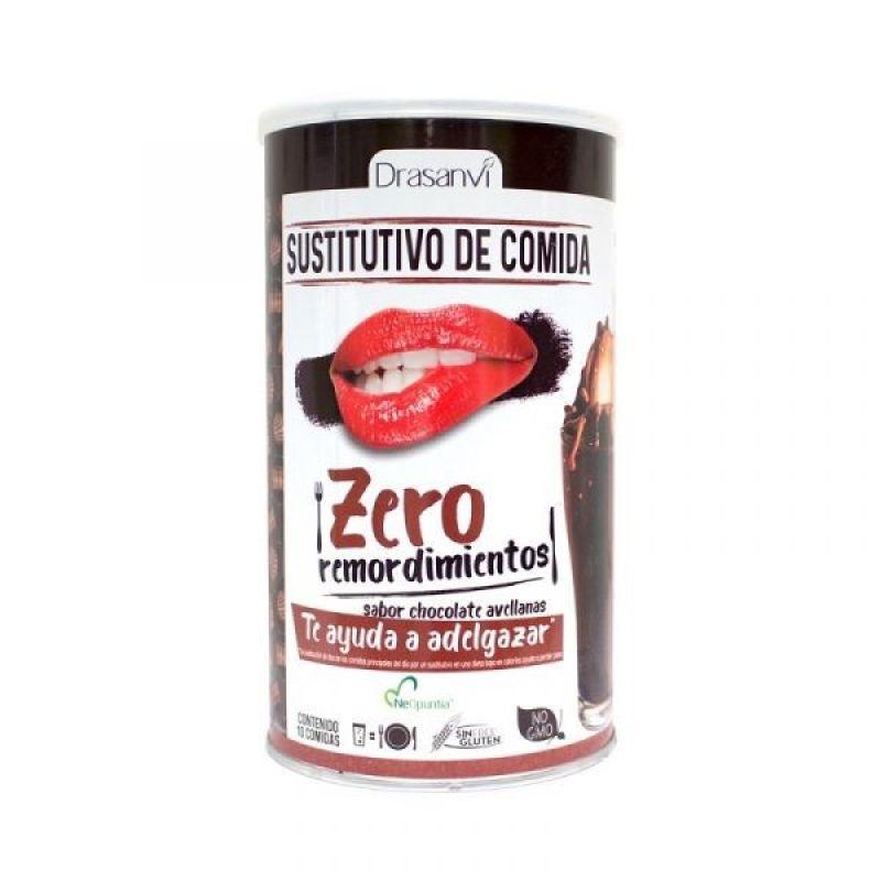 Drasanvi Sustitutivo de Comida Chocolate Avellanas 520gr