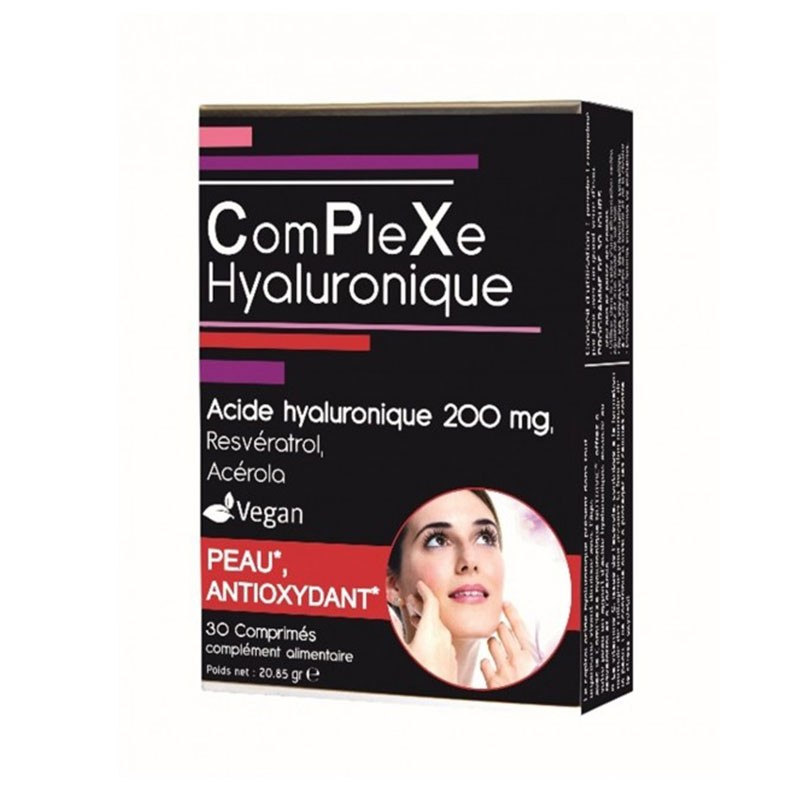 Nutrivie Complejo Hyaluronico 200mg 30 comprimidos