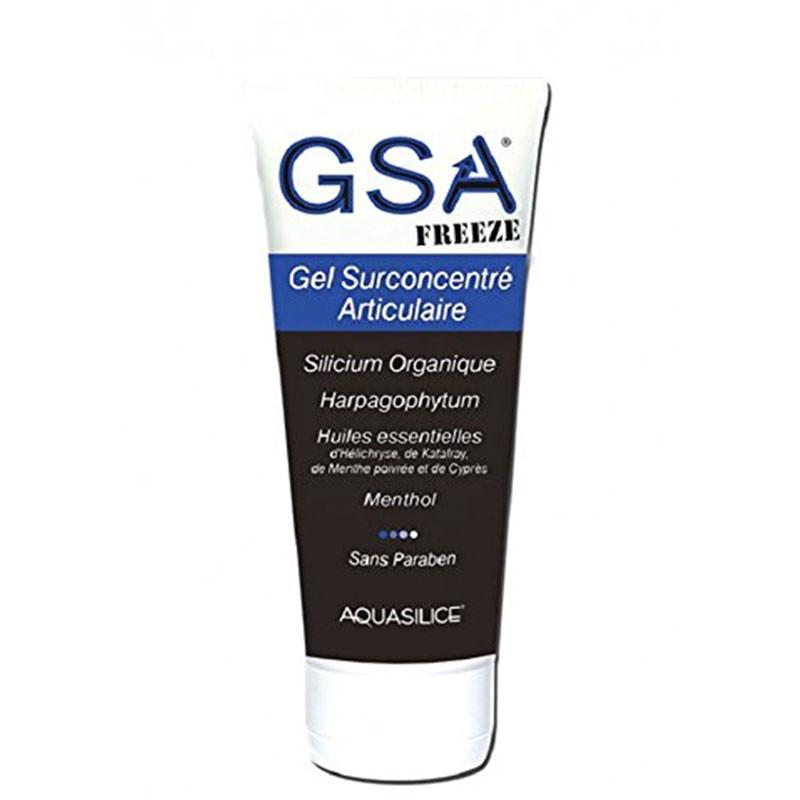 GSA Freeze Gel Surconcentrado Articular 50ml