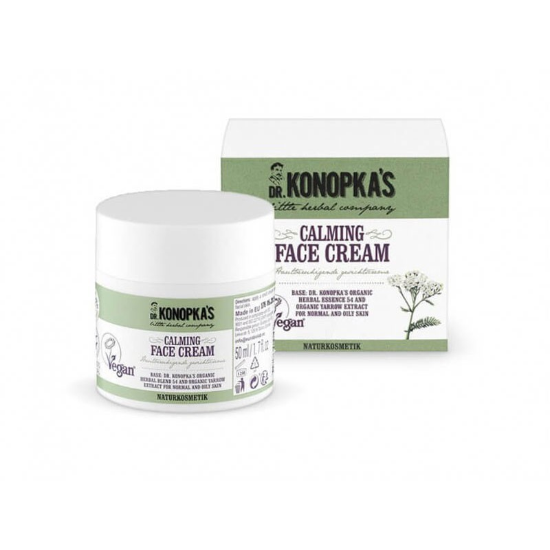 Natura Siberica Dr Konopkas Crema Facial Calmante 50ml