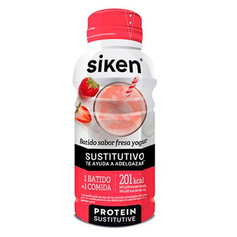 Siken Batido Sustitutivo Fresa Yogur 325ml