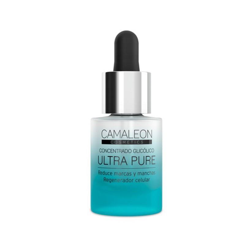 Camaleon Ultra Pure Sérum Despigmentante Ácido Glicólico 15ml