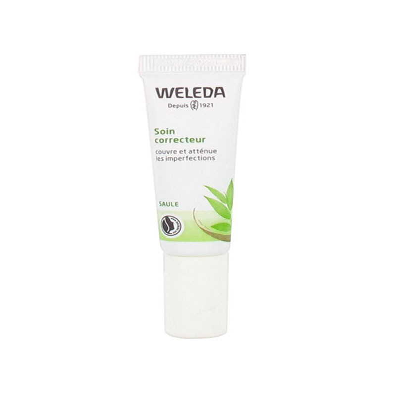 Weleda Cuidado Anti-Imperfecciones con Sauce 10ml