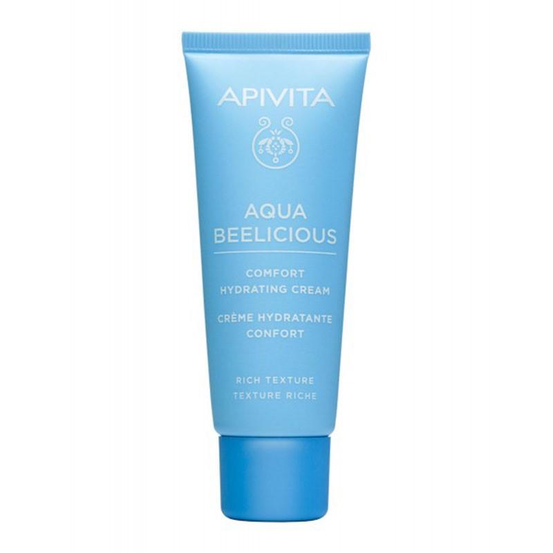 Apivita Aqua Beelicious Crema Hidratante Enriquecida Confort 40ml