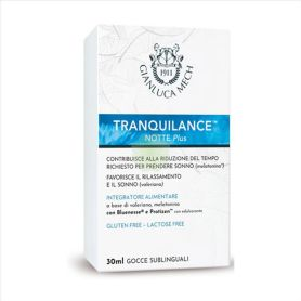 Gianluca Mech Tranquilance Notte Plus Gotas Sublinguales 30ml