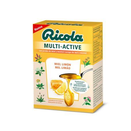 Ricola Multi Active Caramelos Miel Limón 51gr