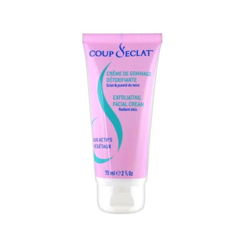 Coup d'Eclat Crema Exfoliante Detox 75ml