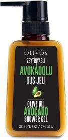 OLIVOS ACEITE DE OLIVA Y AGUACATE 750ML