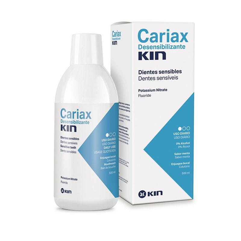 Kin Cariax Colutorio Dientes Sensibles 500ml