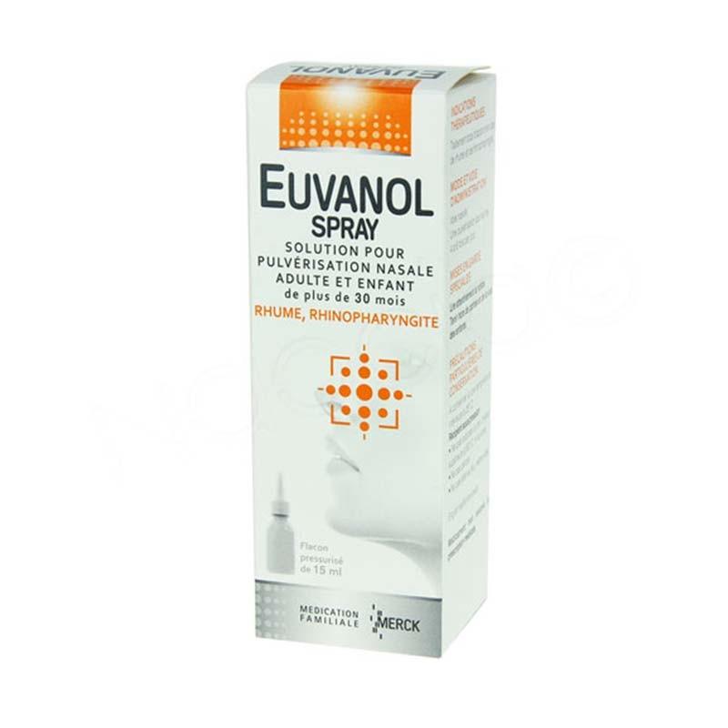 Euvanol Spray Nasal 15ml
