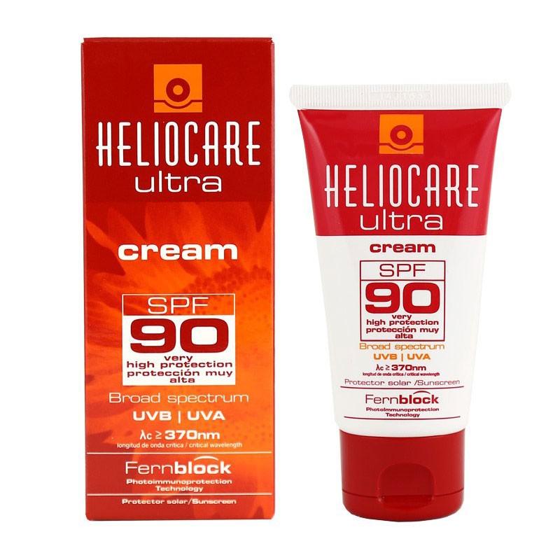 Heliocare Ultra SPF90 Crema 50ml