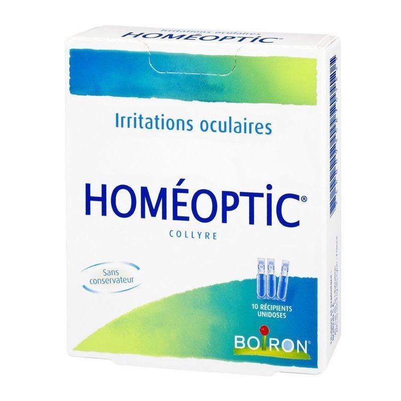 Boiron Homéoptic Colirio 10 unidosis