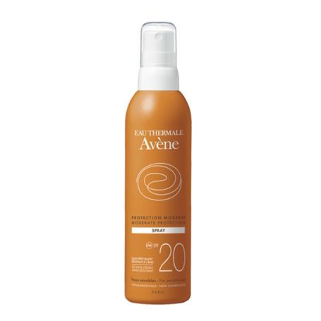 Avène Spray Protección Solar SPF20 200 ml