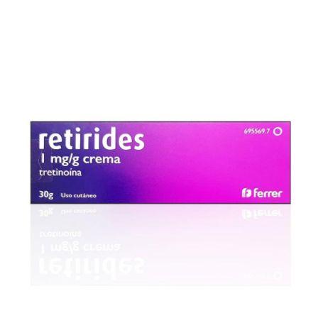 Retirides 0.1 Crema 30gr