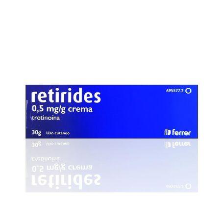 Retirides 0.05% Crema 30gr