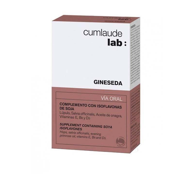 Cumlaude Gineseda 30 cápsulas