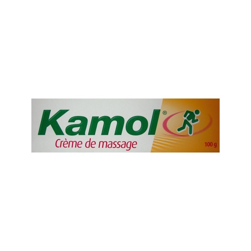 Kamol Crema Masaje Dolor y Contusiones 100gr