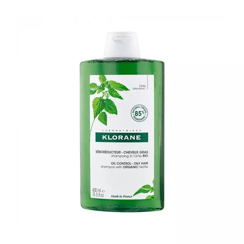 Klorane Champú de Ortiga Seboregulador 400 ml