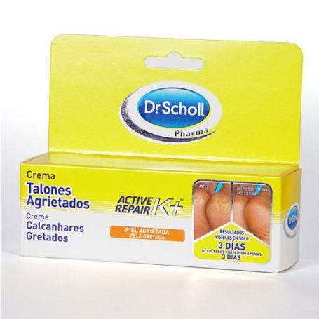 Dr. Scholl Crema Talones Agrietados 60ml