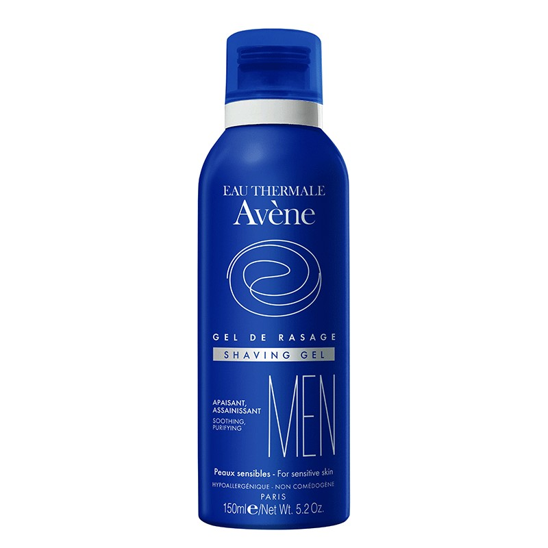Avène Men Gel de Afeitado Pieles Sensibles 150ml