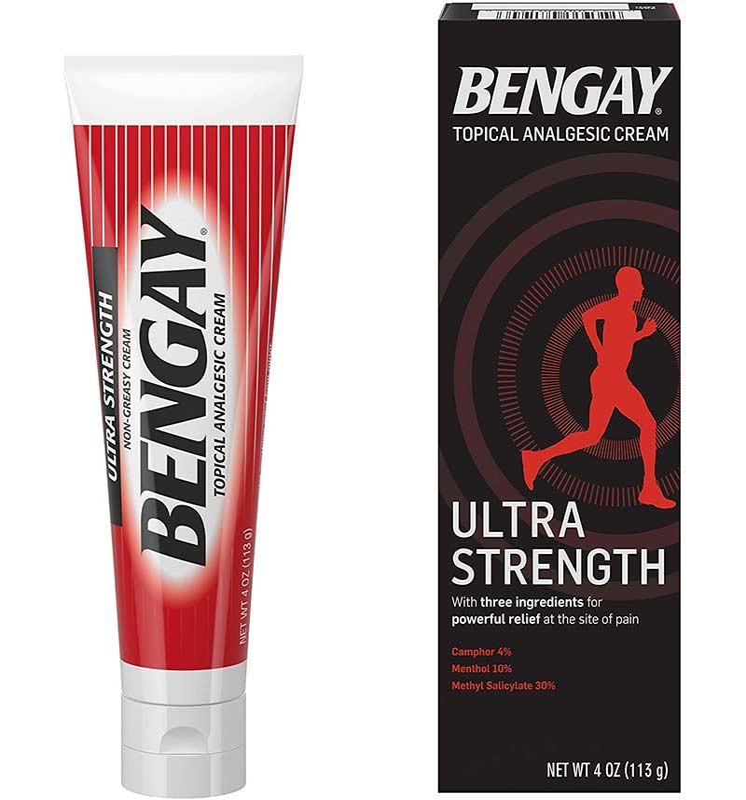 Bengay Ultra Strength alivio del dolor 113 gr