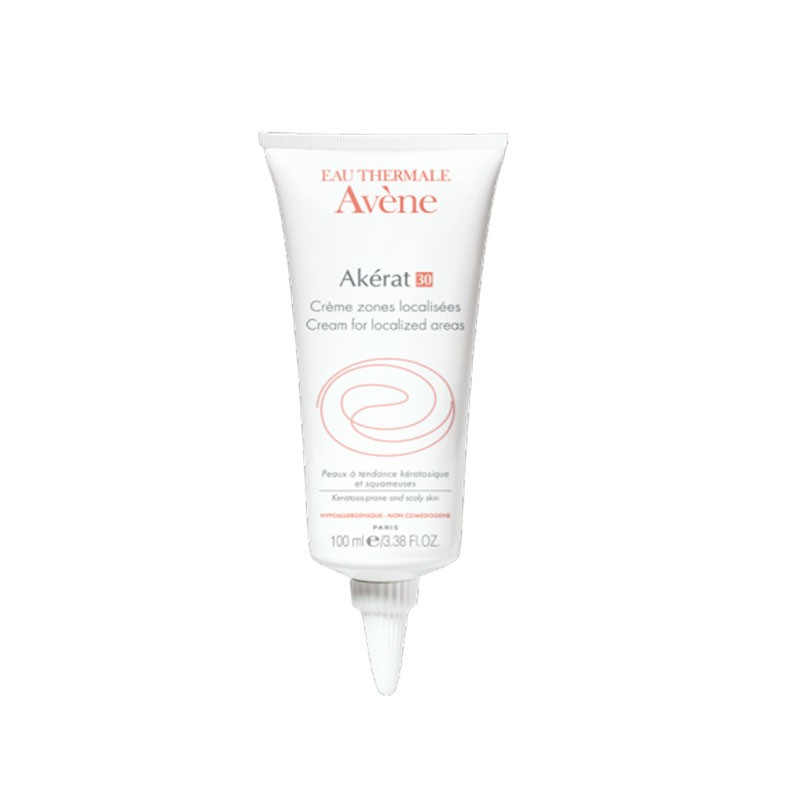 Avène Akérat 30 crema zonas localizadas 100 ml