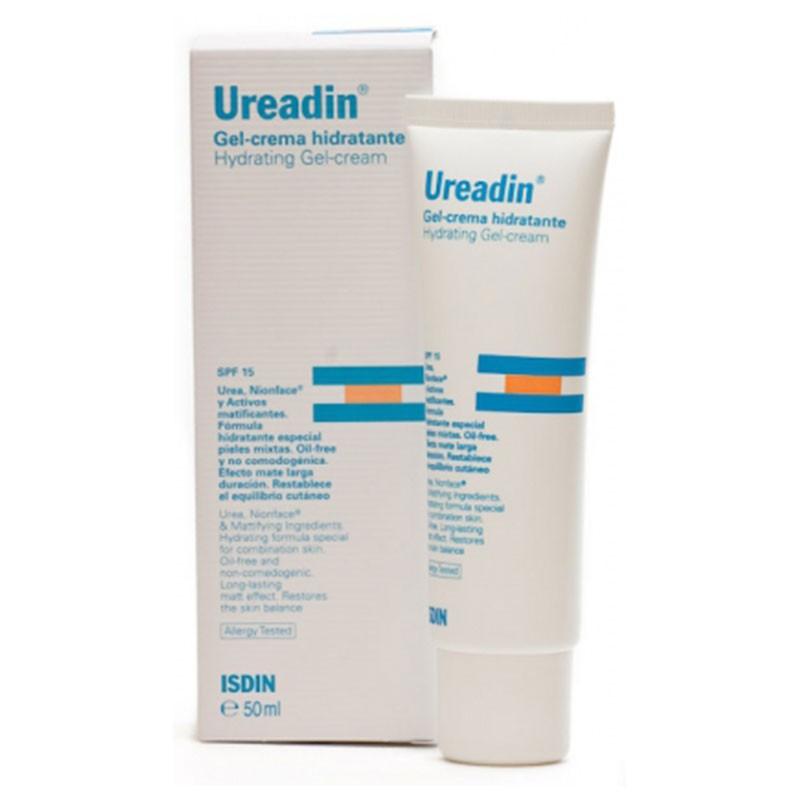 Ureadin Gel-Crema Hidratante SPF15 50ml