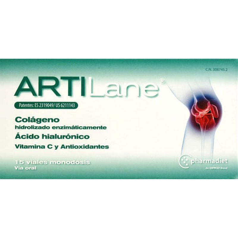 Artilane Colágeno Hidrolizado 15 viales