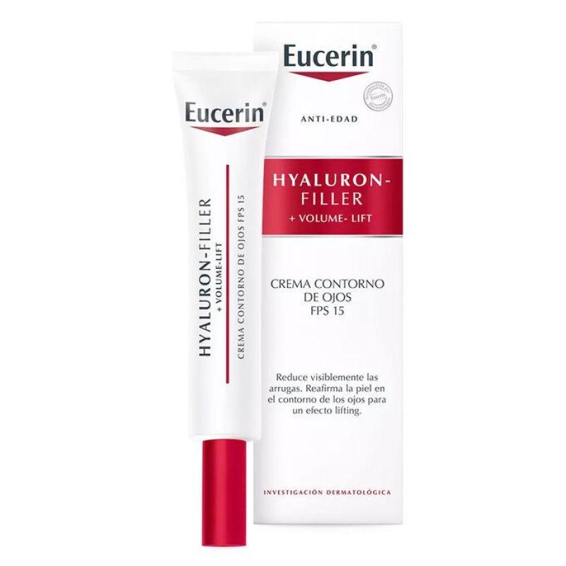 Eucerin Hyaluron Filler Contorno de Ojos 15ml