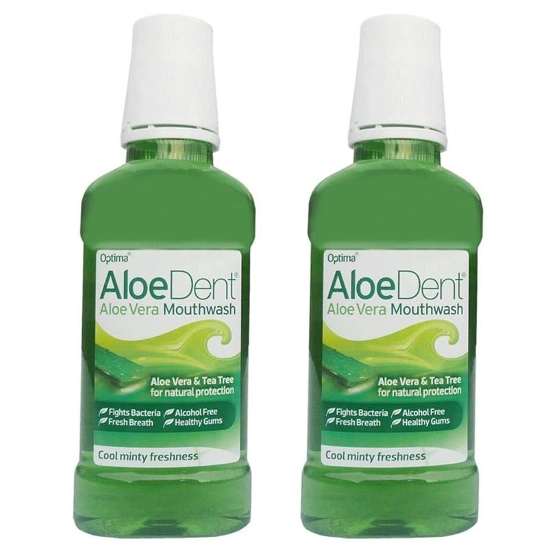 AloeDent Colutorio Aloe Vera Duo 250 ml