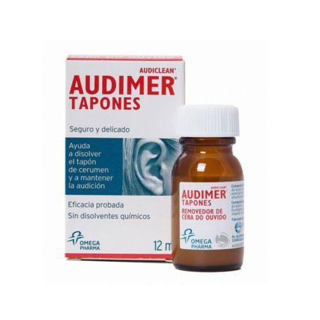 Audimer Tapones Oídos 12ml