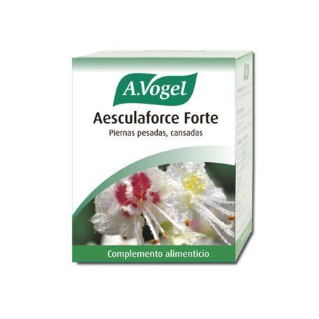 A. Vogel Aesculaforce Foce 30 comprimidos