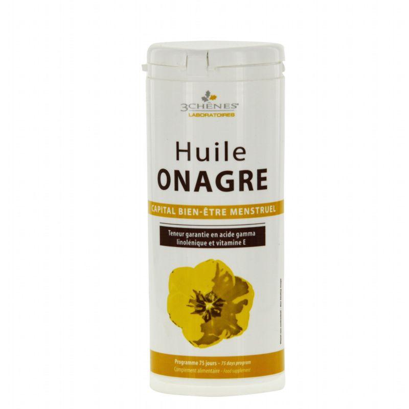 Les 3 chénes aceite de onagra 150 cápsulas