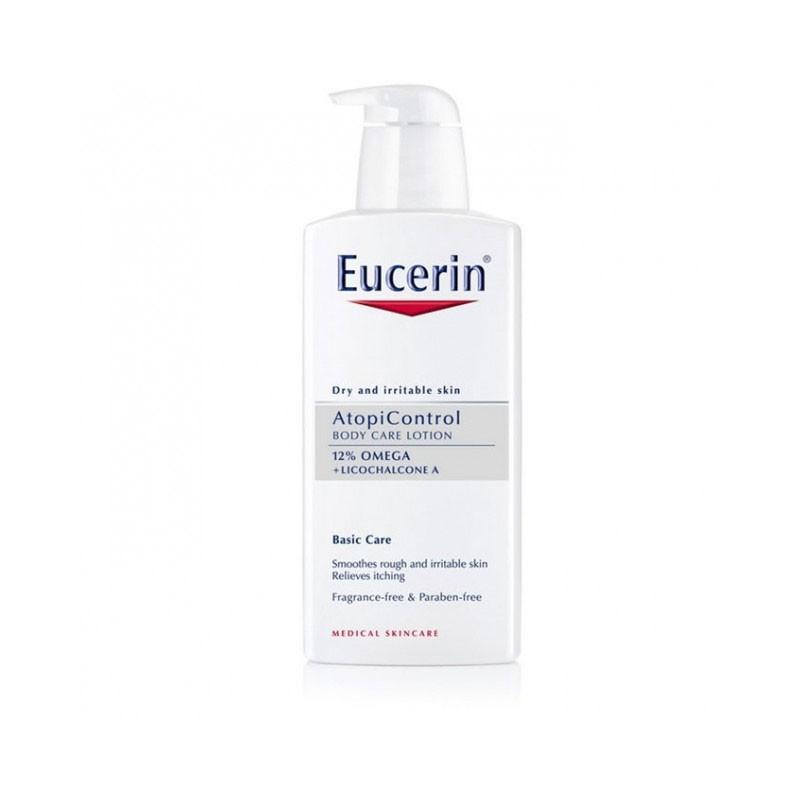 Eucerin Atopic Control Loción 400ml
