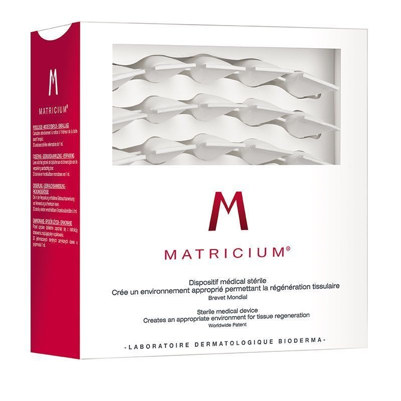Bioderma Matricium Tratamiento Regenerador 30 monodosis
