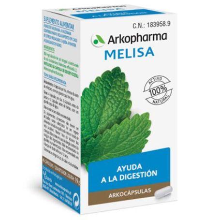 Arkopharma Melisa 45 cápsulas