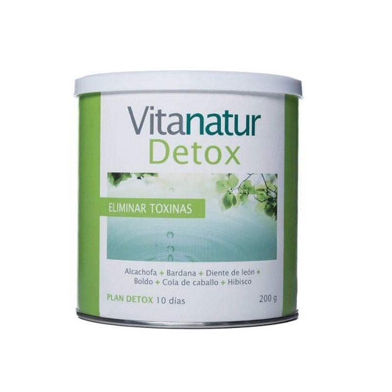 Vitanatur Detox Plan 10 días 200 gr