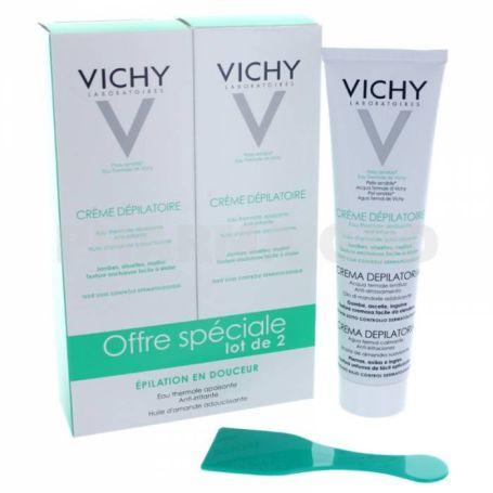 Vichy Crema Depilatoria 150 ml Lote de 2 unidades