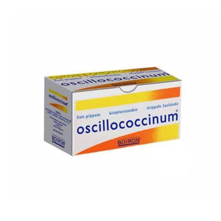 Oscillococcinum 30 dosis defensas y estados gripales
