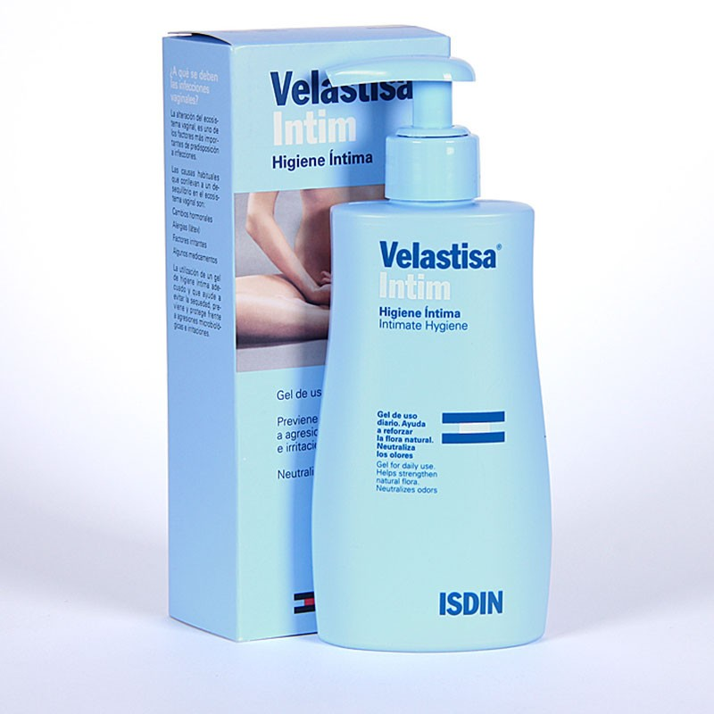 Velastisa Intim Higiene Intima Gel Uso Diario 200ml